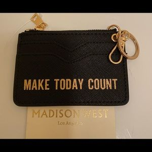 New Madison West Wallet Keychain! Fab!
